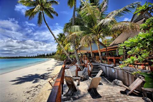 Hotel Kou Bugny, l'Île des Pins
