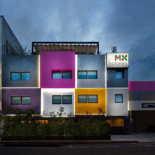 Hotel MX roma, Azcapotzalco