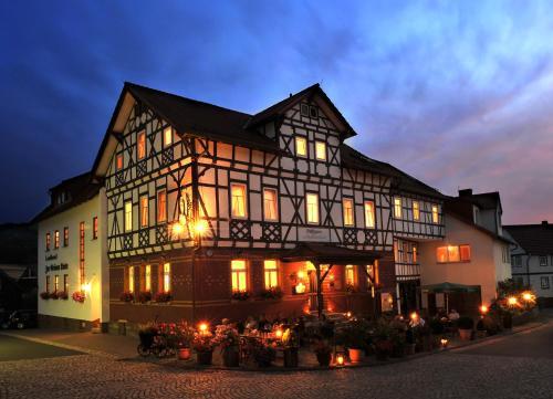 Landhotel Zur Grunen Kutte, Wartburgkreis