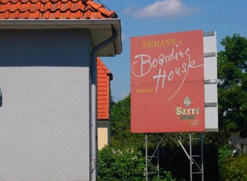 Tiemanns Boardinghouse, Diepholz