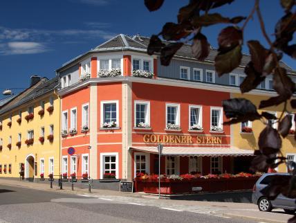 Hotel Goldener Stern Frauenstein, Mittelsachsen