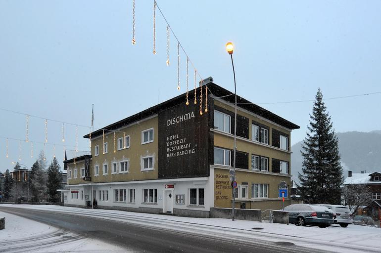 Hotel Dischma, Prättigau/Davos