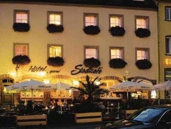 Stadtcafe Hotel garni, Bad Kissingen