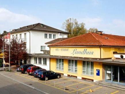 Hotel Landhus, Zürich