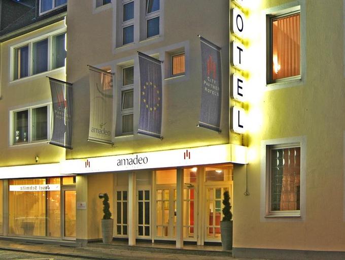 City Partner Hotel Amadeo, Mönchengladbach