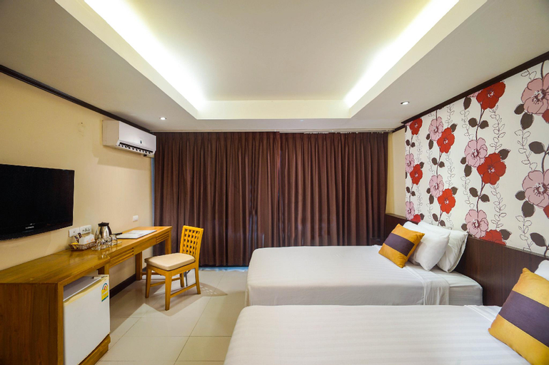 Avana Grand Hotel and Conventiontre, Bang Na