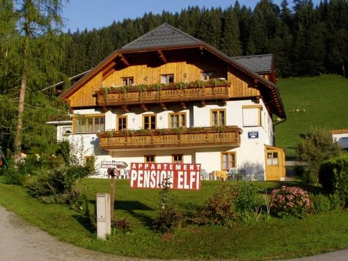 Appartements Pension Elfi, Gmunden