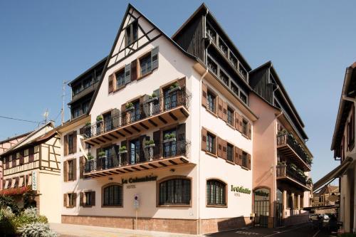 Hôtel Le Colombier, Bas-Rhin