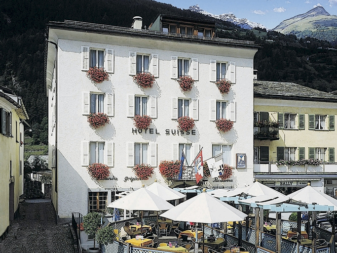 Poschiavo Suisse Hotel, Bernina