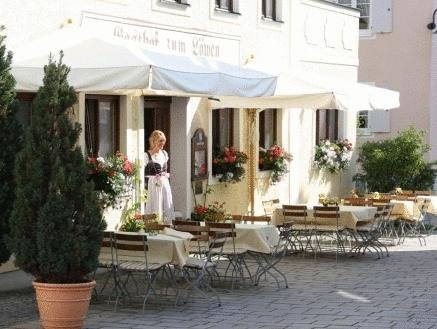 Hotel zum Lowen, Neu-Ulm