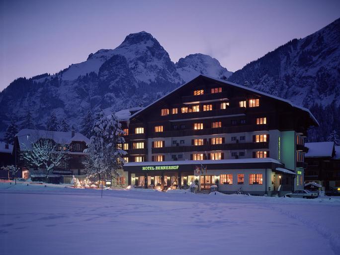 Bernerhof Swiss Quality Hotel, Frutigen