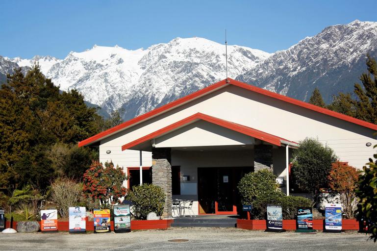 Franz Josef Top 10 Holiday Park, Westland