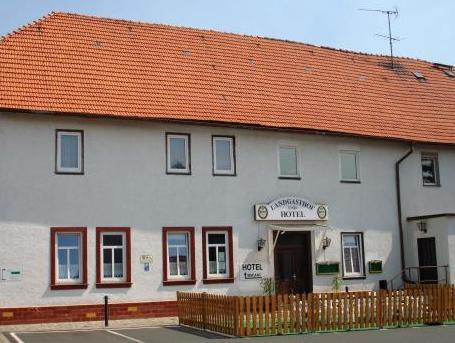 Landgasthof Schwabhausen, Gotha