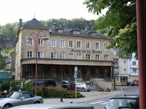 Hotel de la Poste, Mersch