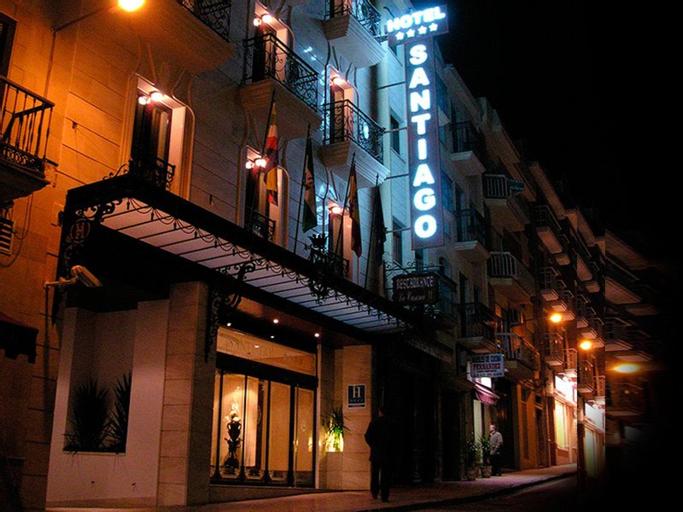 Hotel Sercotel Santiago, Jaén
