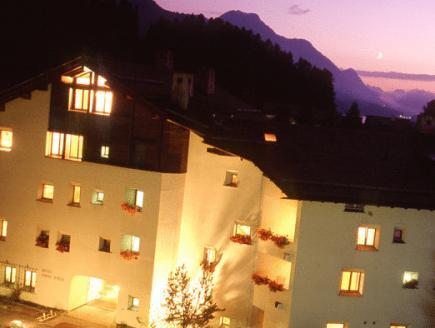 Hotel Chesa Surlej, Maloja