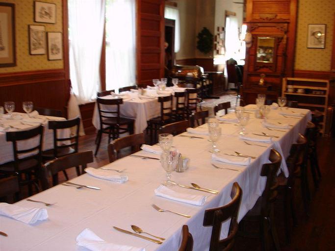 Woodbine Hotel and Restaurant, Madison