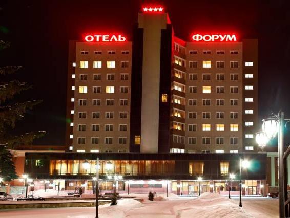 Congress Hotel Forum, Ryazan'