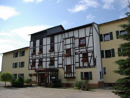 Hotel in der Muhle, Zwickau