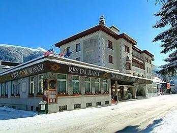Morosani Posthotel Davos, Prättigau/Davos