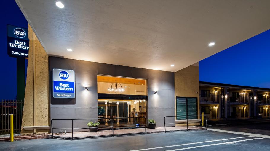 Best Western Sandman Motel, Sacramento