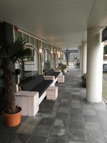 Hotel de Jonge Heertjes, Aalsmeer