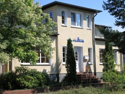 Hotel Villa Strandkorb, Rostock