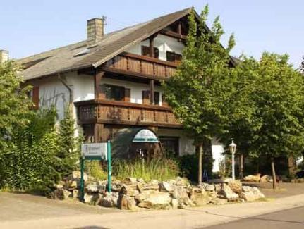 Gartenhotel Hunsrücker Fass, Birkenfeld