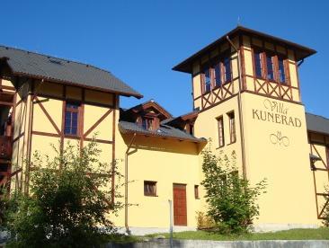 Villa Kunerad, Poprad