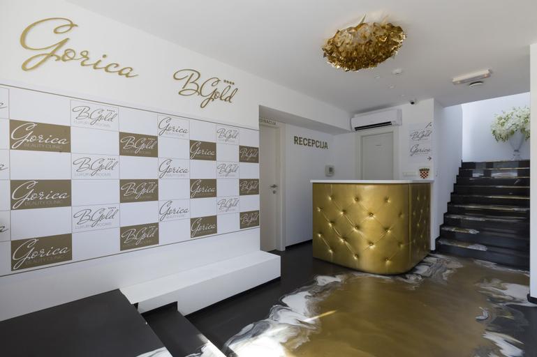 B Gold Luxury Rooms, Split