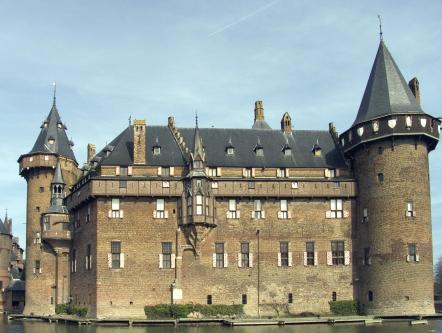 Van Dijk Apartments, Utrecht