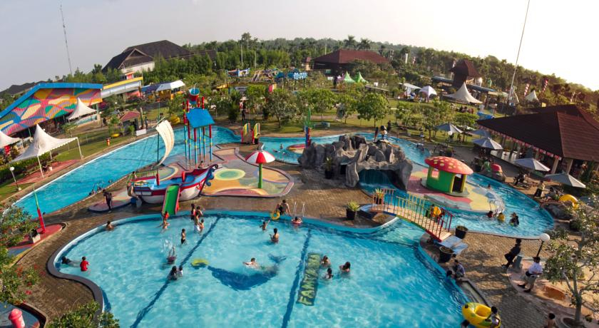 Gardenia Resort and Spa, Pontianak