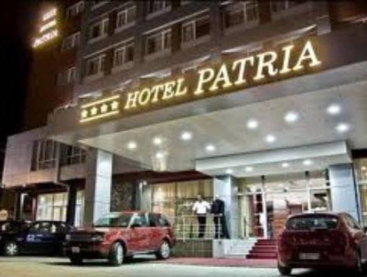 Hotel Patria, Subotica