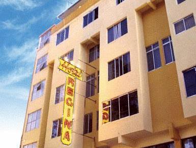 Hotel Regina, Cercado