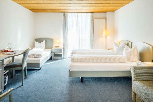 Hotel-Restaurant Bellevue, Imboden