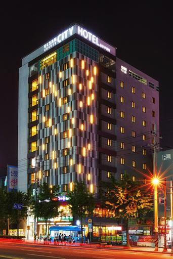 Ulsan City Hotel, Jung