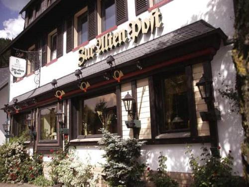 Hotel-Garni u. Apartments Zur alten Post, Waldeck-Frankenberg