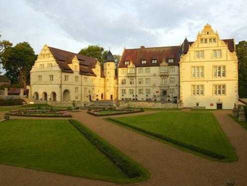 Schlosshotel Munchhausen, Hameln-Pyrmont