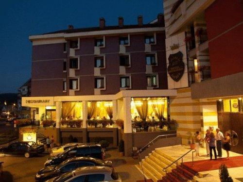 Hotel Coroana de Aur, Bistrita