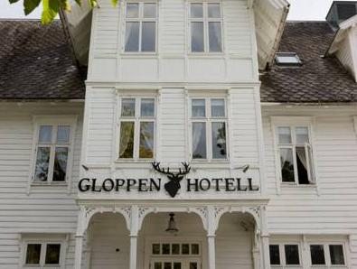 Gloppen Hotell - by Classic Norway, Gloppen