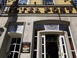 Romantik Hotel zur Post, Fürstenfeldbruck