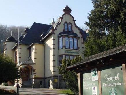 Hotel Erbprinzenpalais, Harz