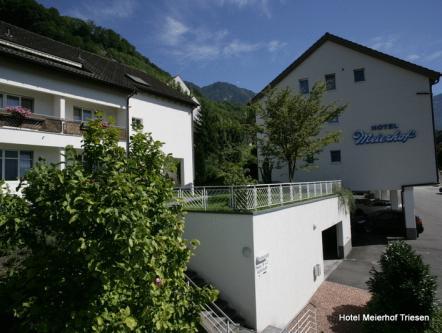 Hotel Meierhof, Werdenberg