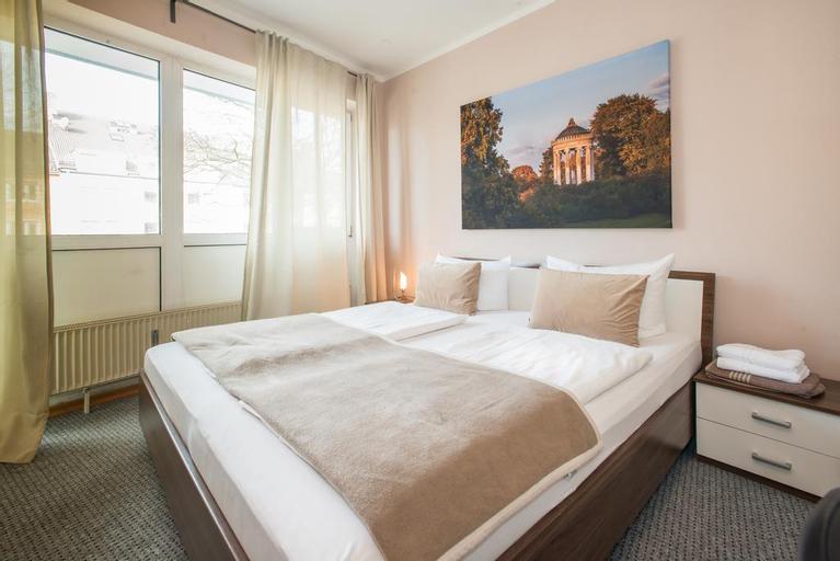 Eastpark Apartments, München