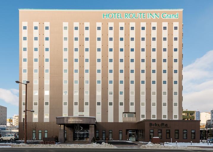 Hotel Route-Inn Grand Kitami Ekimae, Kitami