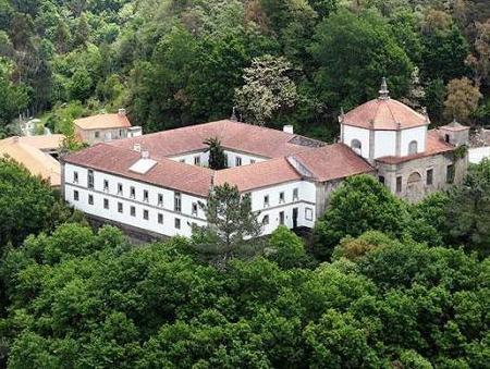 Mosteiro De S. Cristovao De Lafoes, São Pedro do Sul