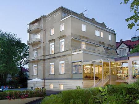 Vital-Hotel Erika, Bad Kissingen