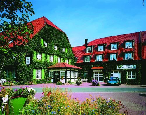 Akzent Hotel Gut Hoing, Unna