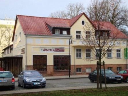 Stadtparkhotel Schwedt, Uckermark