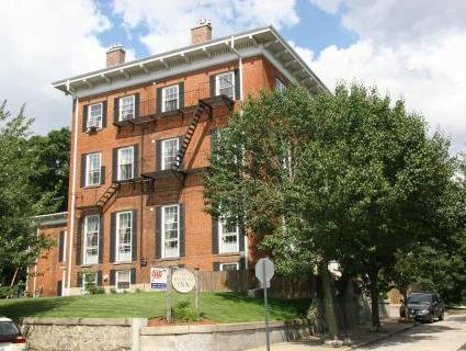 Christopher Dodge House, Providence